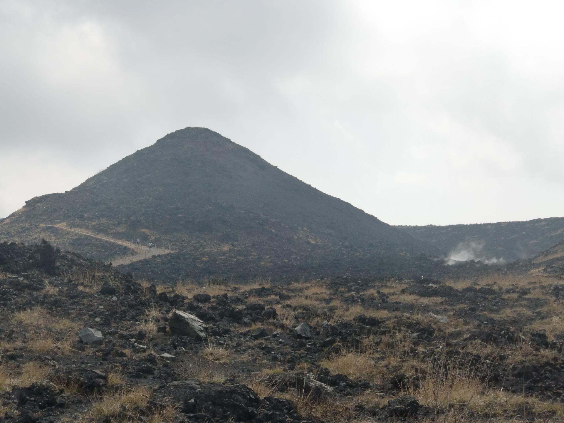 伊豆大島観光・・・その1 三原山: 伊豆からのレポート